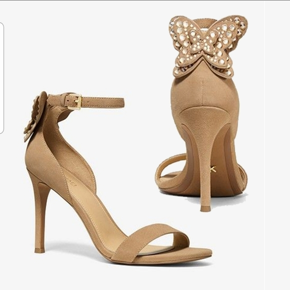 Michael Kors Shoes | Nwt Mk Butterfly